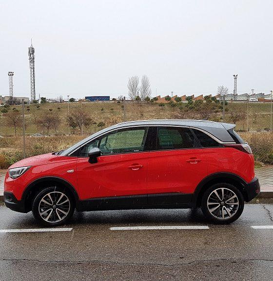 Opel Crossland X, destinos 32