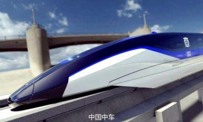 China desarrolla un prototipo para un tren maglev que puede viajar a 1.000 Km/h 89