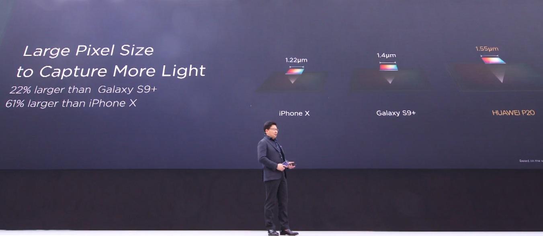 Huawei P20 y Huawei P20 Pro, toda la información 40
