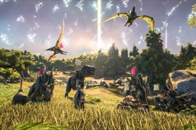 ARK: Survival Evolved Mobile: Así luce en un iPhone 8