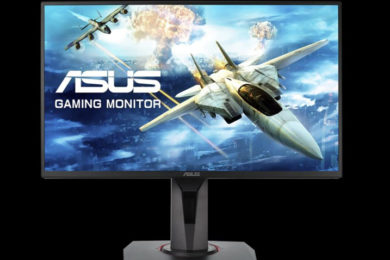 ASUS VG258Q, otro monitor para juegos con FreeSync