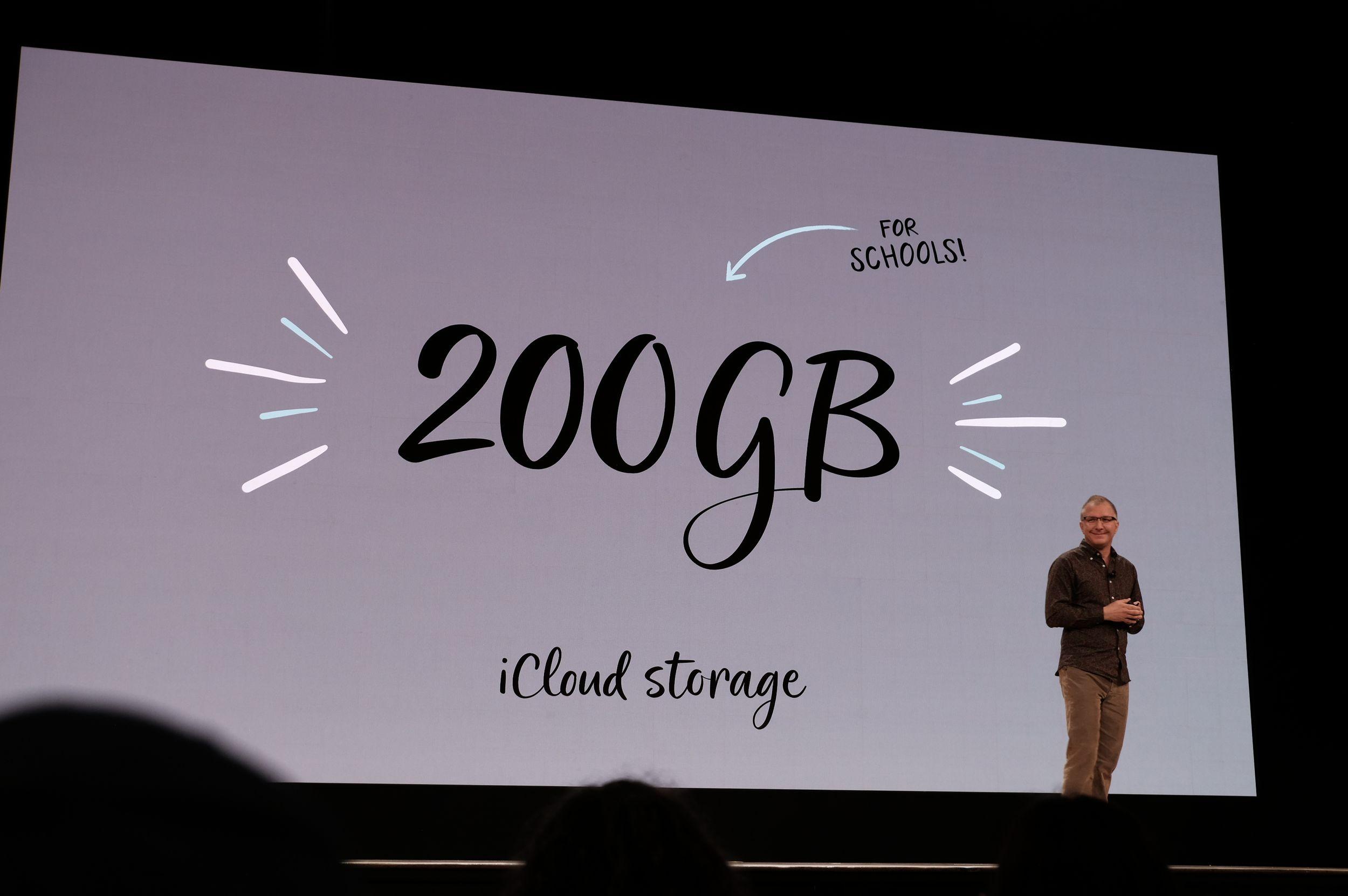 Evento Apple para educación, en directo y con el nuevo iPad 47