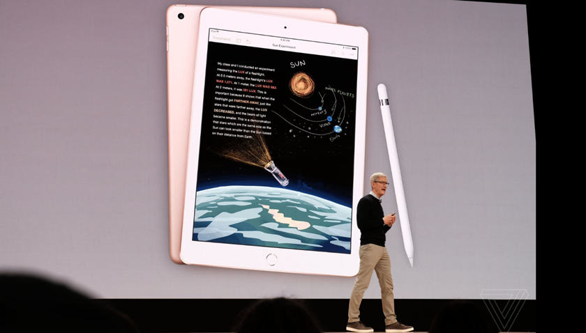 Evento Apple para educación