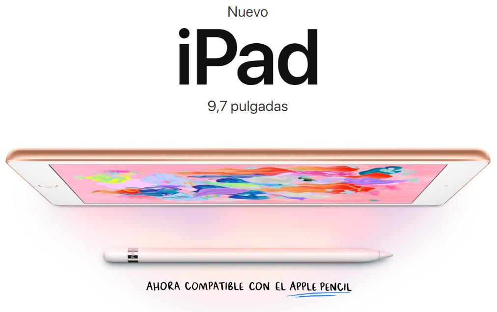 Evento Apple para educación, en directo y con el nuevo iPad 57