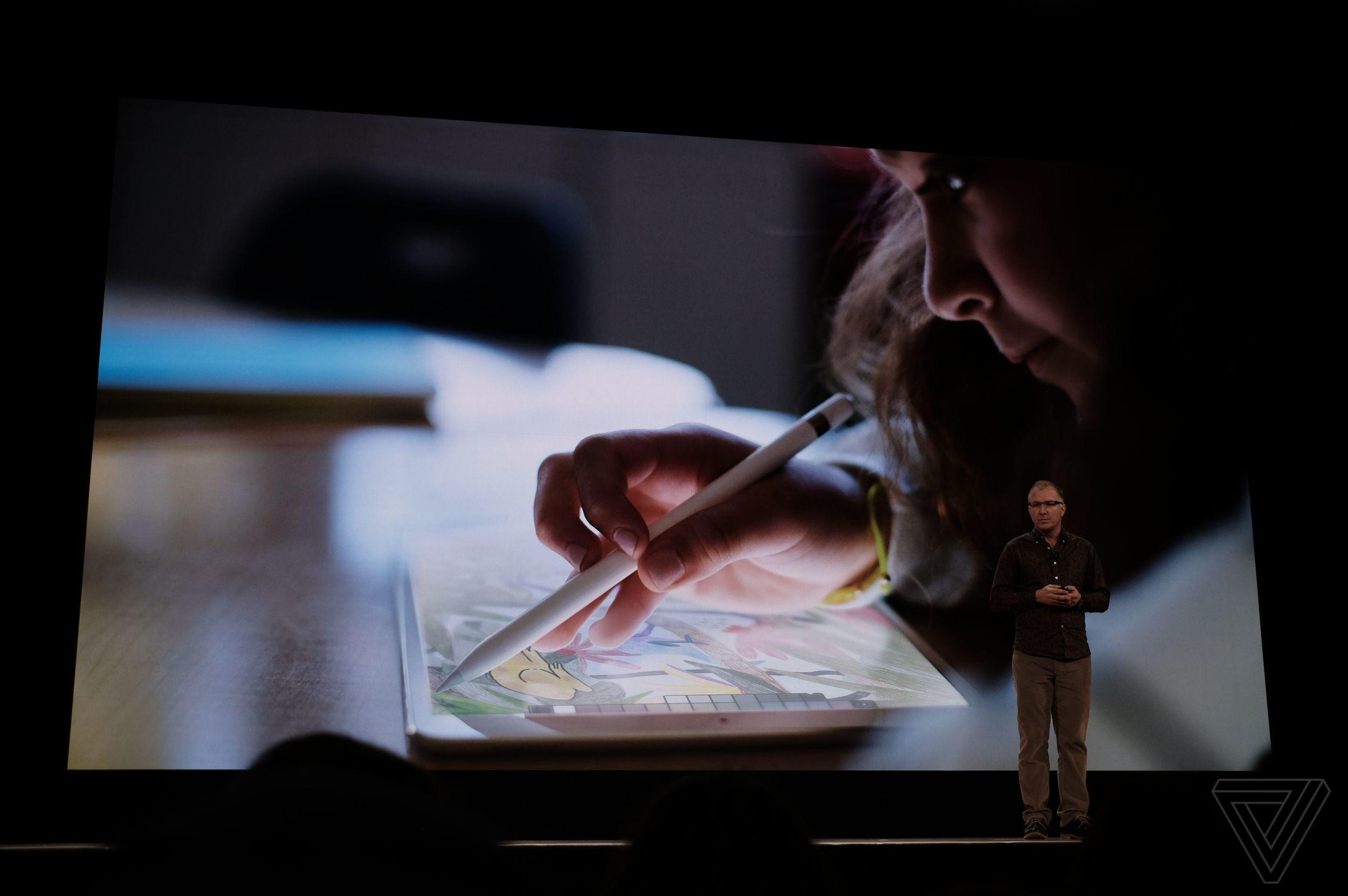 Evento Apple para educación, en directo y con el nuevo iPad 37