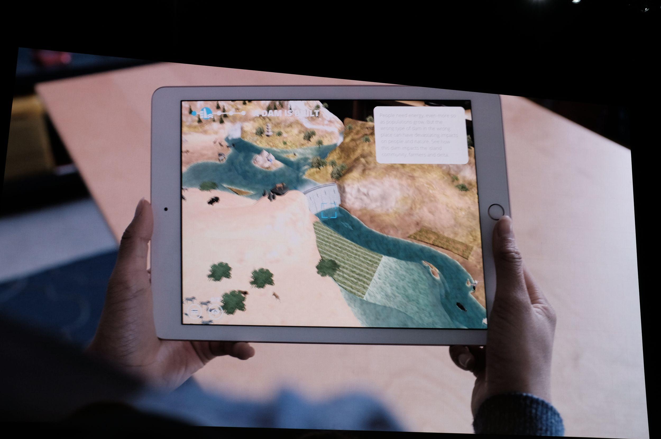 Evento Apple para educación, en directo y con el nuevo iPad 43