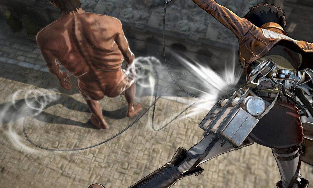 Análisis: Attack on Titan 2 (Switch) - MuyComputer