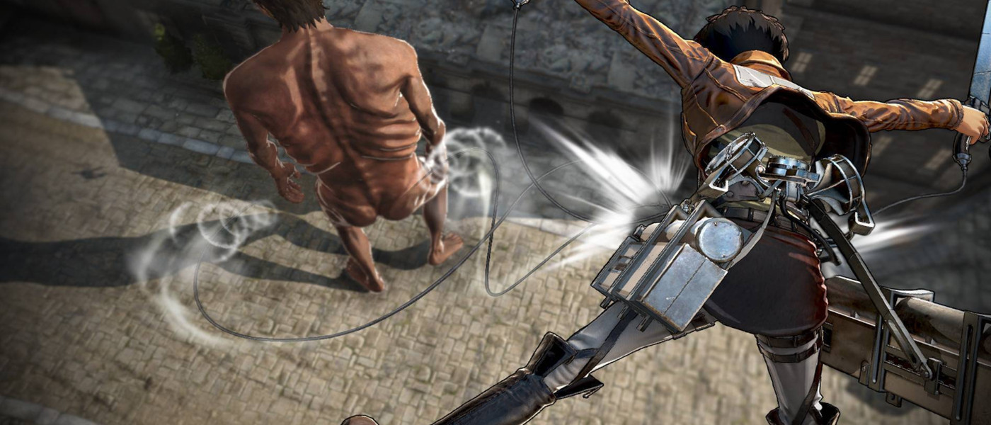 Attack on Titan 2 (Switch)