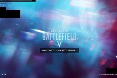 Battlefield V será la nueva entrega de la franquicia; todo lo que sabemos