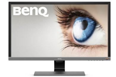 BenQ presenta un monitor 4K HDR10 para entretenimiento y juegos