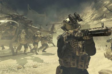 Call of Duty: Modern Warfare 2 Remastered en desarrollo