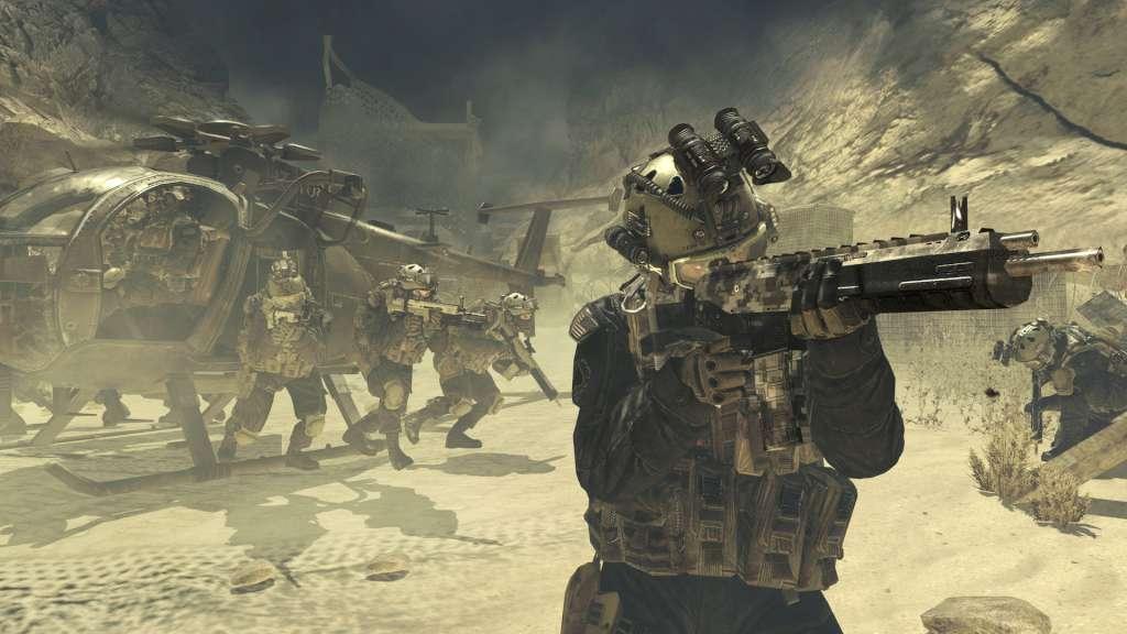 Call of Duty: Modern Warfare 2 Remastered en desarrollo 29
