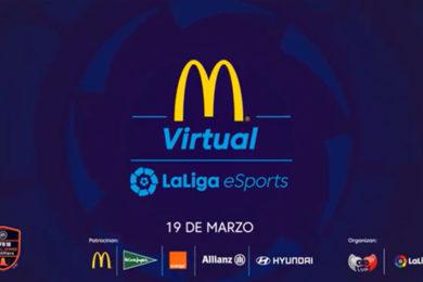 LaLiga presenta la McDonalds Virtual LaLiga eSports