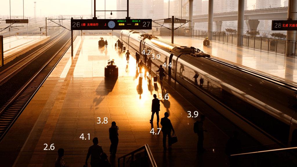 """China puntuará a ciudadanos con un sistema de """"crédito social"""""""