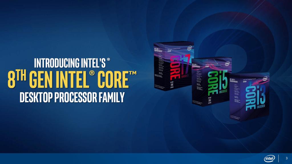Listados nuevos procesadores Intel Coffee Lake-S 28