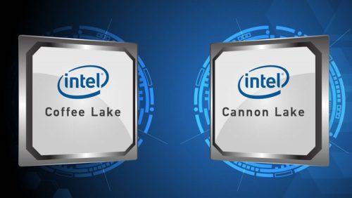 Listado procesador Intel Coffee Lake de 8 núcleos y 16 hilos en 3DMark