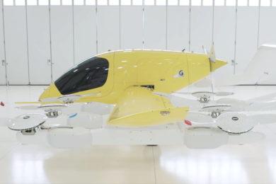 Cora, así es el taxi volador que prepara Larry Page