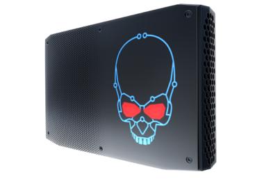 Rendimiento del Intel Hades Canyon NUC con Core i7-8809G