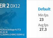 Rendimiento del Intel Hades Canyon NUC con Core i7-8809G 35