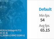 Rendimiento del Intel Hades Canyon NUC con Core i7-8809G 45