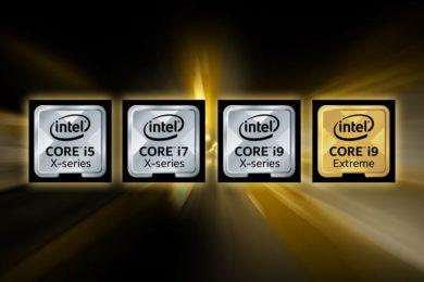 Filtradas las puntuaciones de los Core i9-8950HK, 8850H y 8750H en Cinebench