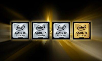 Filtradas las puntuaciones de los Core i9-8950HK, 8850H y 8750H en Cinebench 37