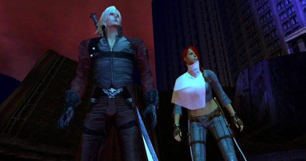 Devil May Cry HD Collection DMC2