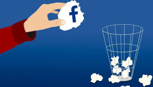 #DeleteFacebook ¿Es la hora?