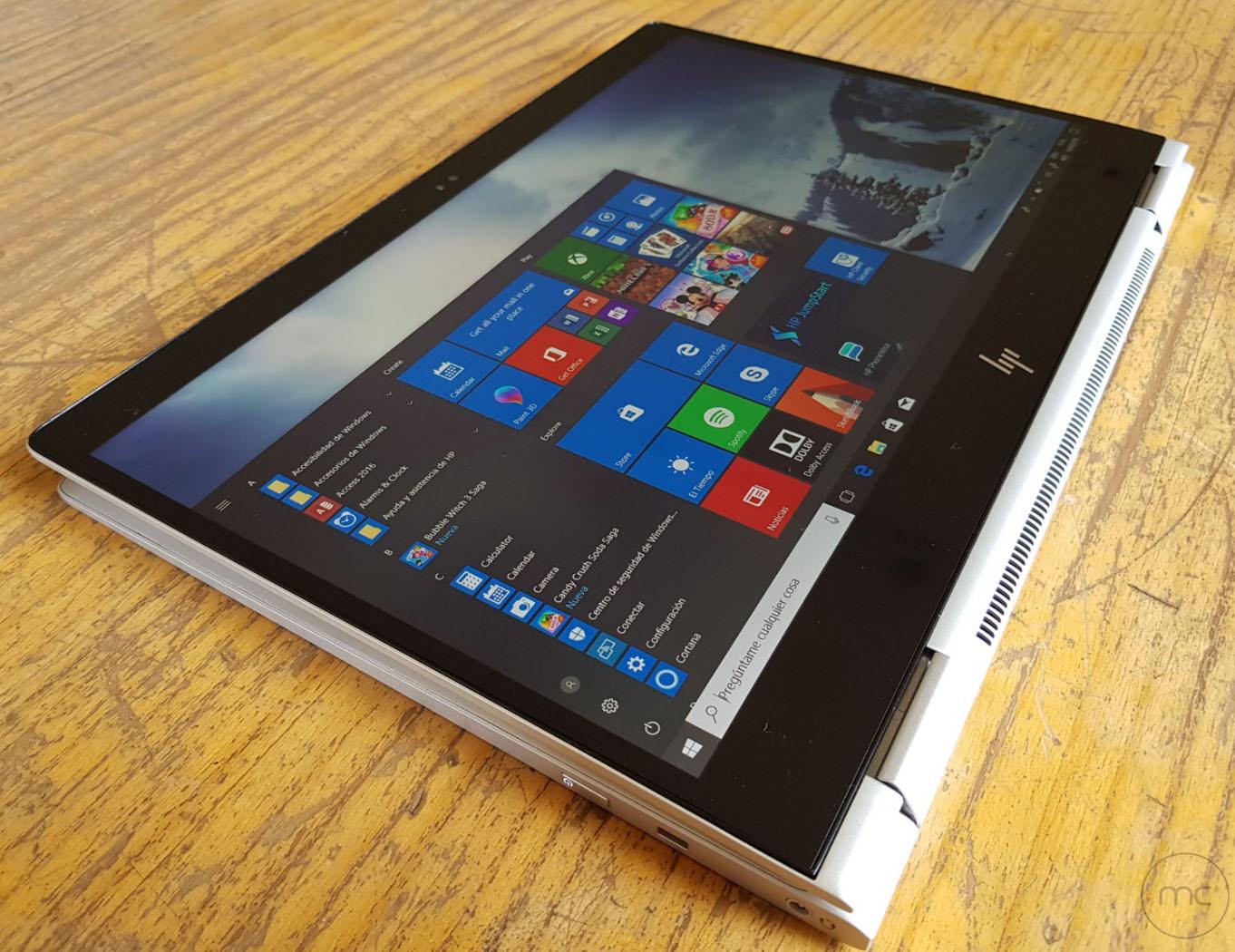 Probamos el EliteBook x360 1020 G2 ¡Una joya para movilidad! 37