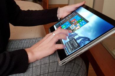 Probamos el EliteBook x360 1020 G2 ¡Una joya para movilidad!
