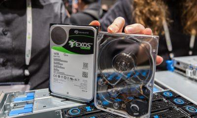 Seagate alcanza los 480 MB/s con sus discos duros Exos X14 105