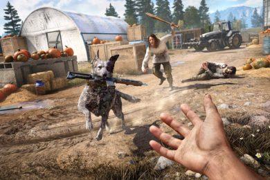 Far Cry 5 muestra un buen rendimiento; no tiene los problemas de AC: Origins