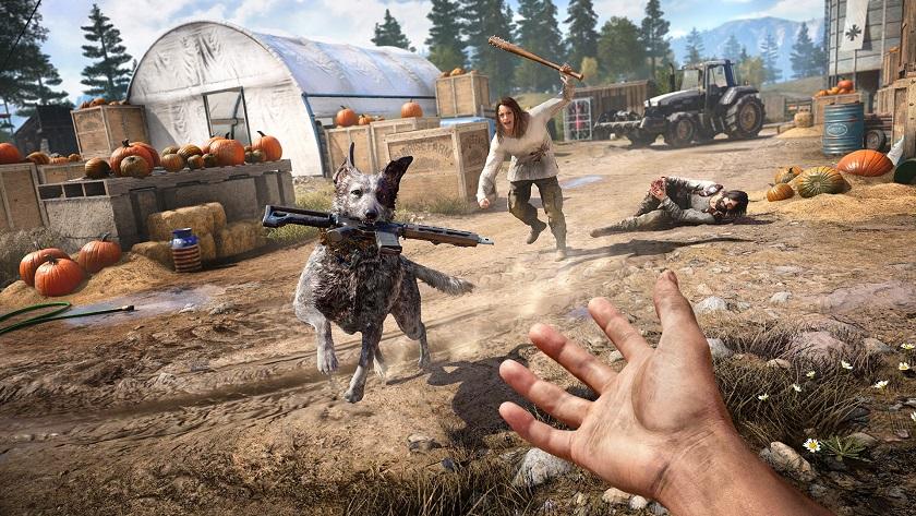 Far Cry 5 muestra un buen rendimiento; no tiene los problemas de AC: Origins 29