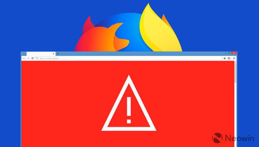La contraseña maestra de Firefox es vulnerable desde hace 9 años