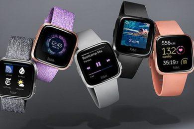 Nuevos Fitbit Ace y Versa; especificaciones y precios