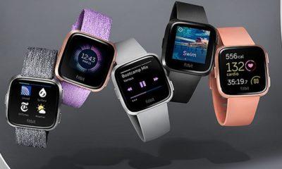 Nuevos Fitbit Ace y Versa; especificaciones y precios 45