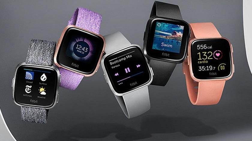 Apple y Fitbit provocan una explosión de venta de smartwatches 32