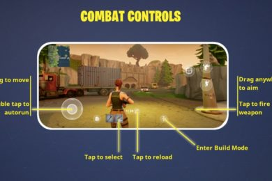 Fortnite Mobile frente a consolas; estas son las diferencias