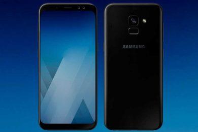 Samsung Galaxy A6 y A6+ listados en Geekbench