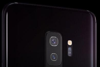 Desempaquetado Samsung Galaxy S9+