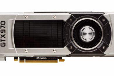Radeon RX 570 con OC frente a GeForce GTX 970 con OC en juegos actuales