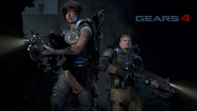 Nuevo crack para la plataforma UWP de Microsoft, ahora Gears of War 4