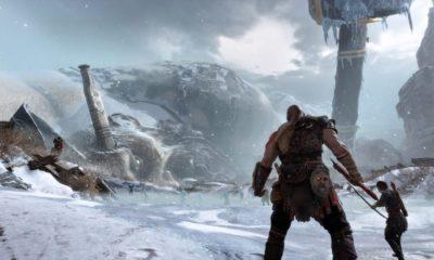 Así es el sistema de combate de God of War para PS4 47