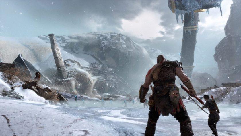Así es el sistema de combate de God of War para PS4