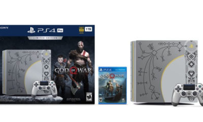 God of War para PS4 Pro