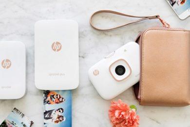 Nueva impresora HP Sprocket Plus; disfruta de tus fotos donde quieras