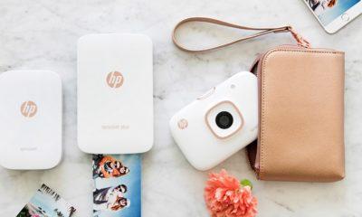 Nueva impresora HP Sprocket Plus; disfruta de tus fotos donde quieras 74