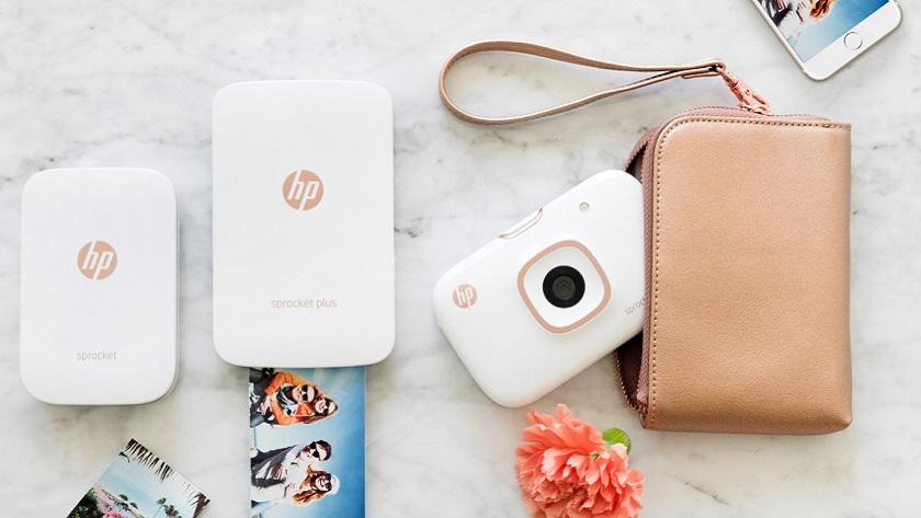 Nueva impresora HP Sprocket Plus; disfruta de tus fotos donde quieras 38