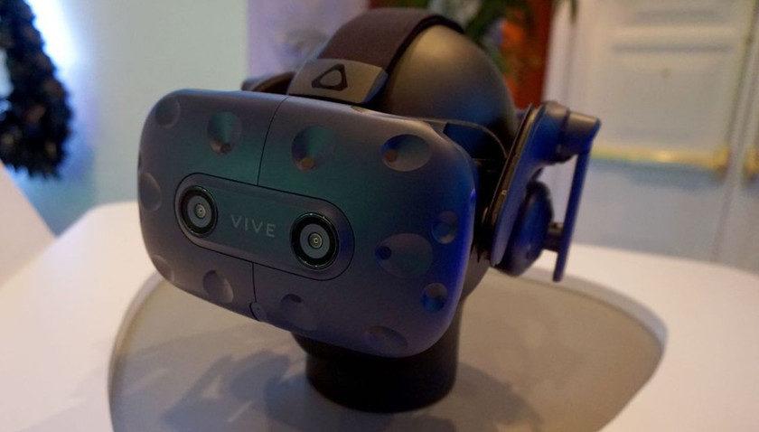 HTC anuncia precio y disponibilidad del Vive Pro