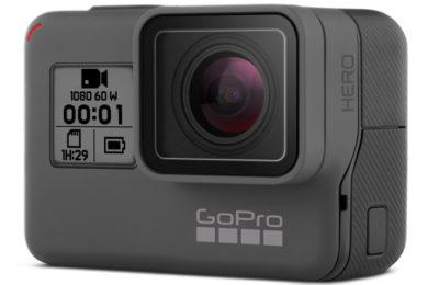 GoPro presenta una nueva cámara Hero para niveles de entrada